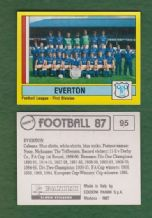 Everton Team 95